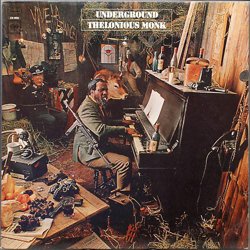 Alliance Thelonious Monk - Underground thumbnail