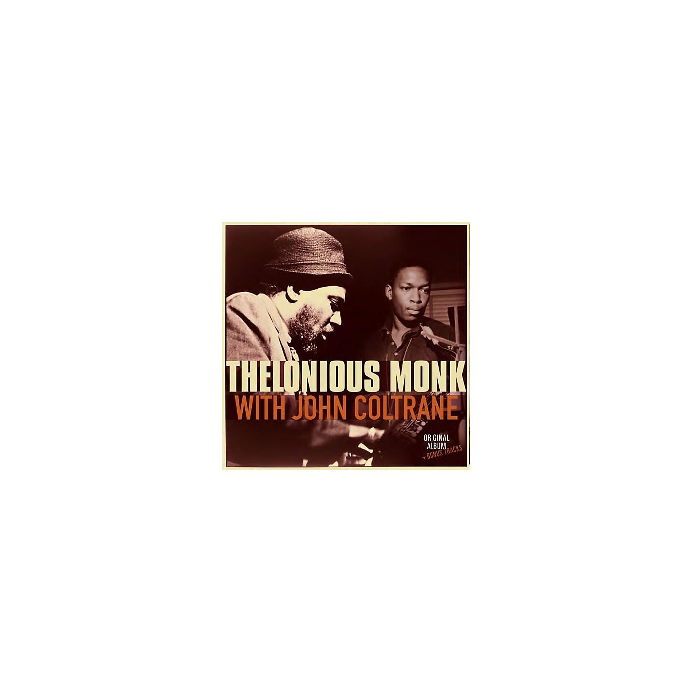 Alliance Thelonious Monk - With John Coltrane thumbnail