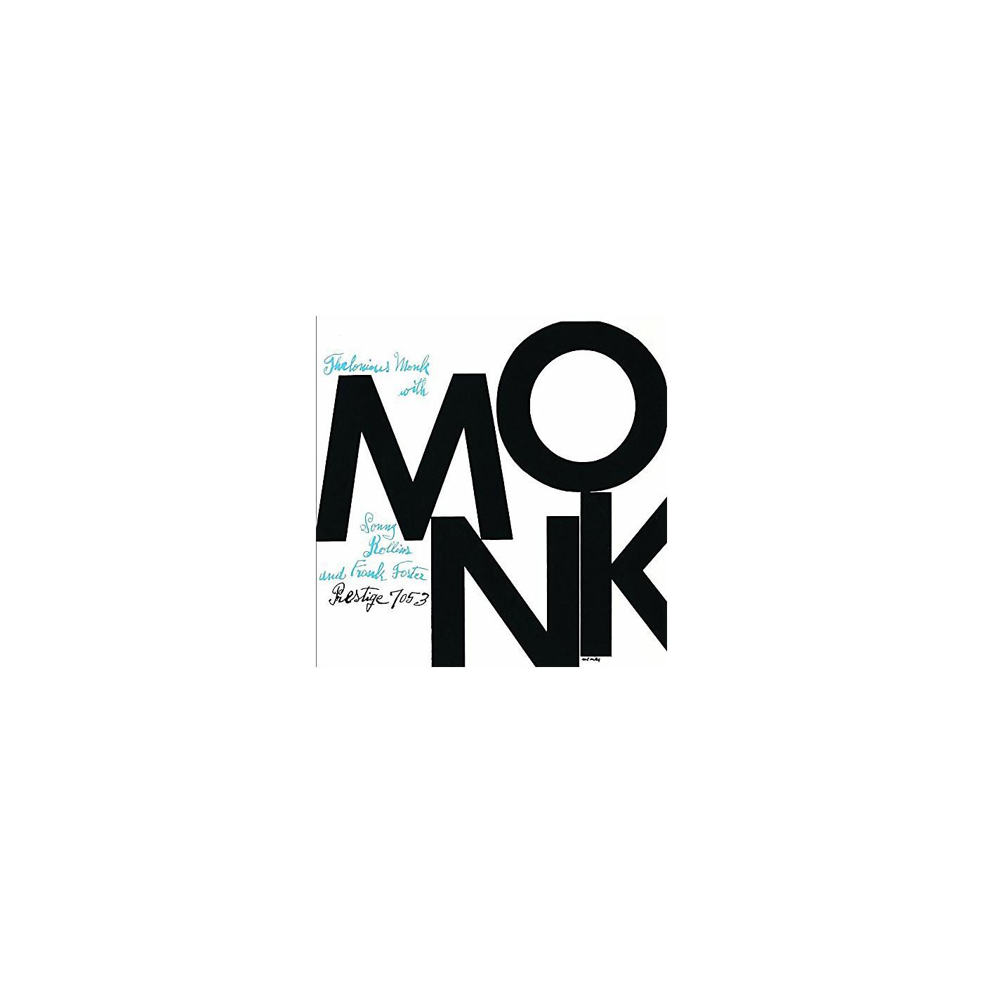 Alliance Thelonius Monk - Monk thumbnail
