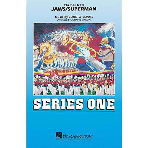 MCA Themes from Jaws/Superman Marching Band Level 2 by John Williams Arranged by Johnnie Vinson thumbnail