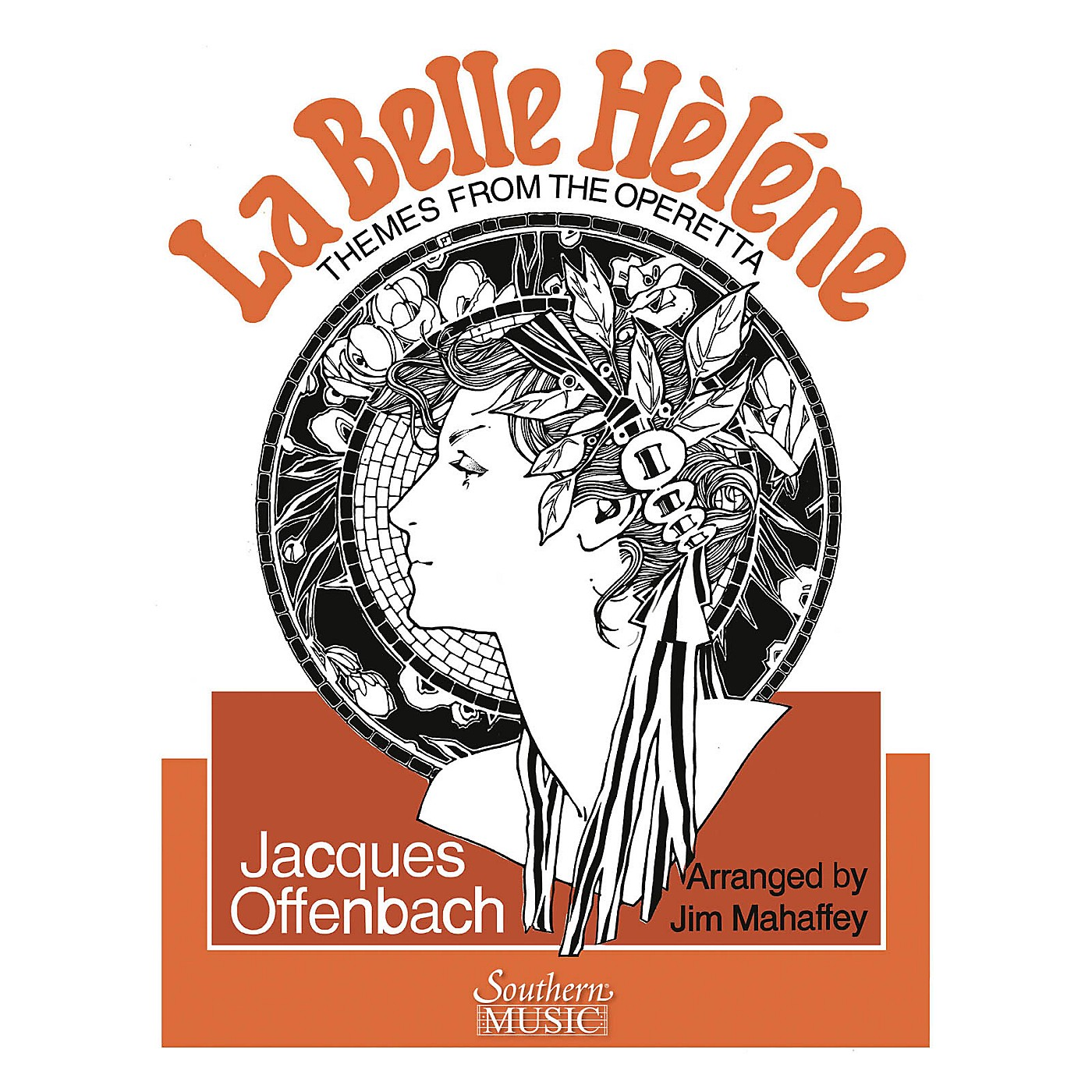 Southern Themes from La Belle Helene (Band/Concert Band Music) Concert Band Level 3 Arranged by Jim Mahaffey thumbnail