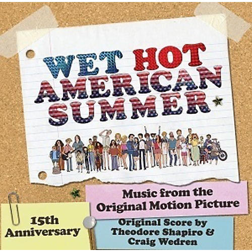 Alliance Theodore Shapiro - Wet Hot American Summer (score) (Original Soundtrack) thumbnail