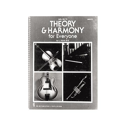 Mel Bay Theory & Harmony for Everyone thumbnail