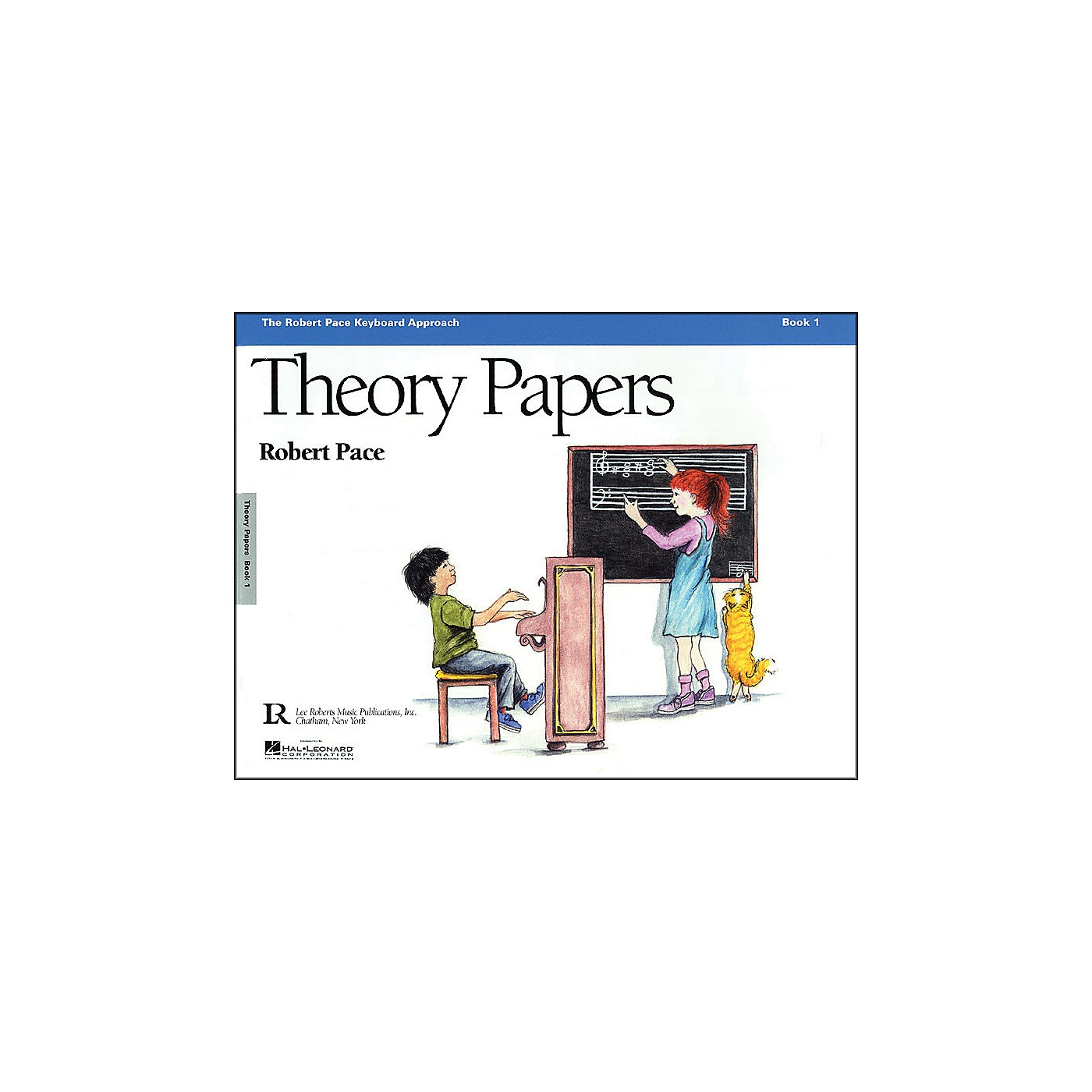 Hal Leonard Theory Papers Book 1 Revised thumbnail