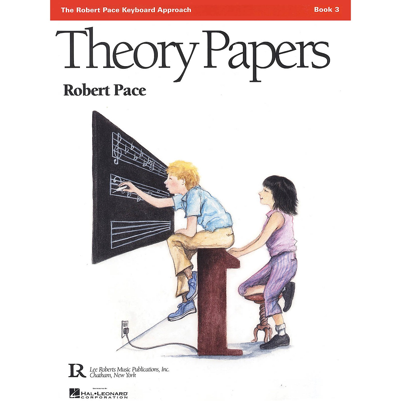 Lee Roberts Theory Papers (Book 3) Pace Piano Education Series thumbnail