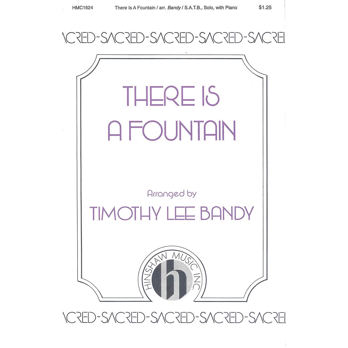 Hinshaw Music There Is a Fountain SATB thumbnail