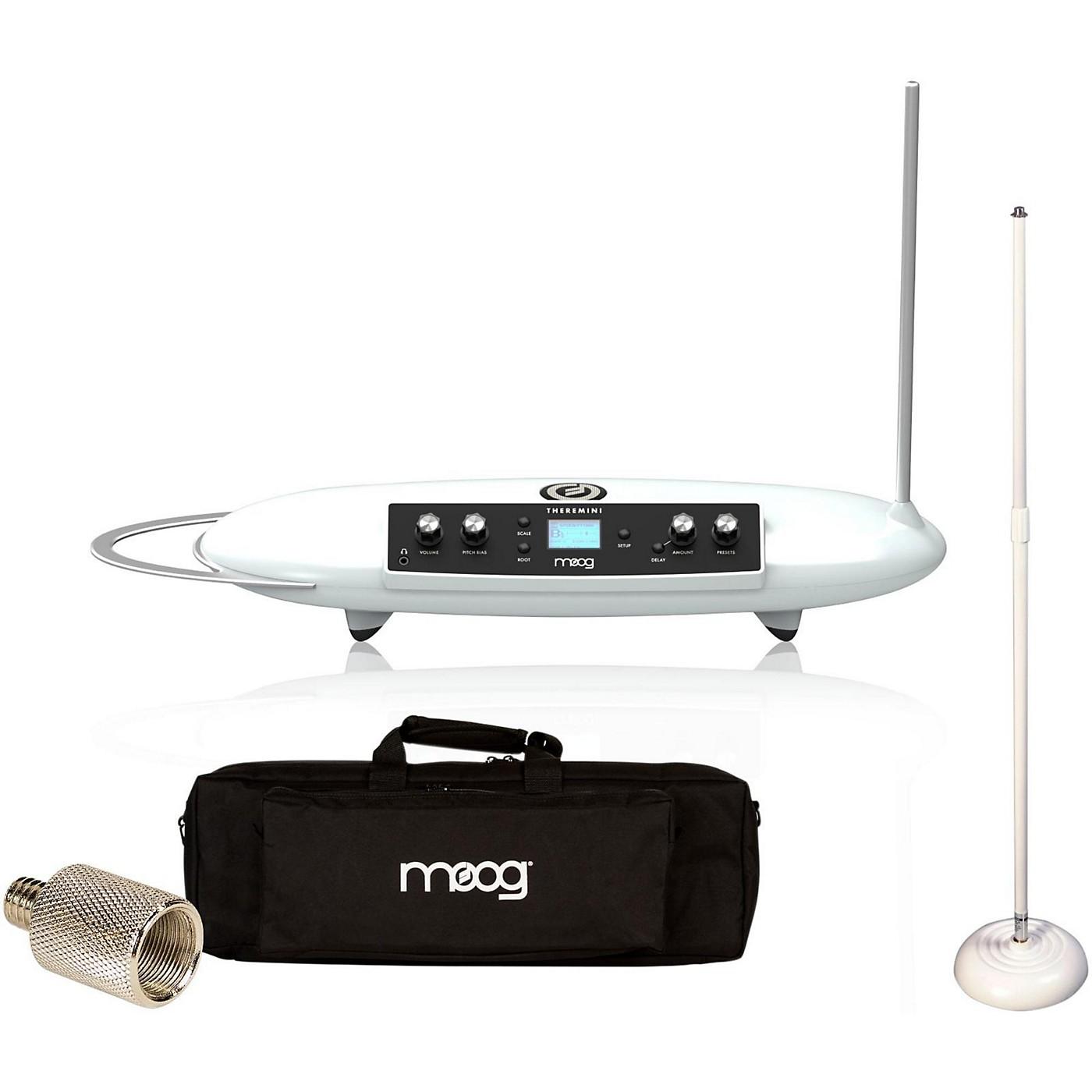 Moog Theremini with Stand and Gig Bag thumbnail