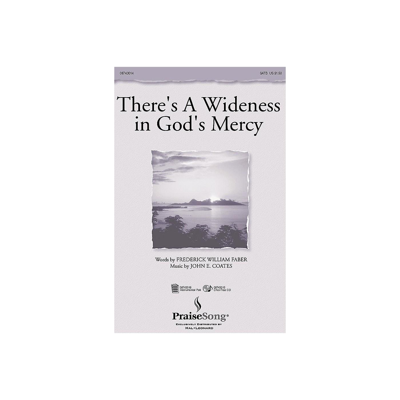 PraiseSong There's a Wideness in God's Mercy (I-Pak (Full Orchestra)) IPAKO Arranged by John Coates thumbnail