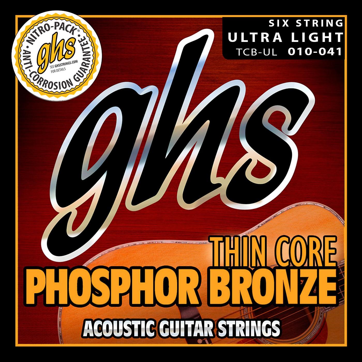 GHS Thin Core Phosphor Bronze Acoustics thumbnail