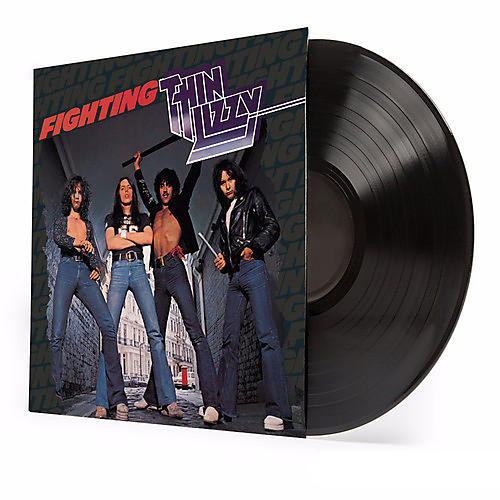 Alliance Thin Lizzy - Fighting thumbnail
