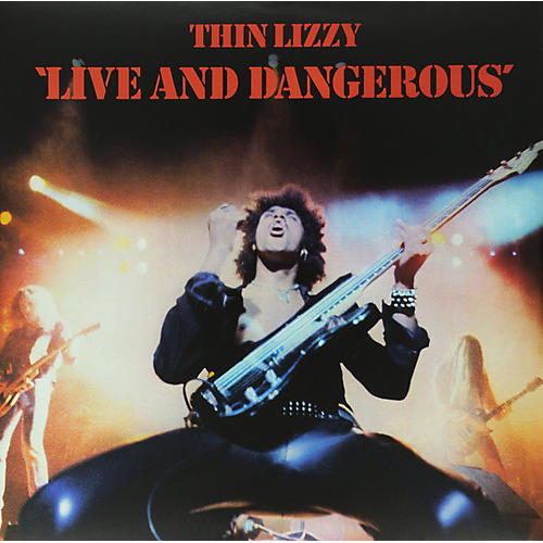 Alliance Thin Lizzy - Live and Dangerous thumbnail