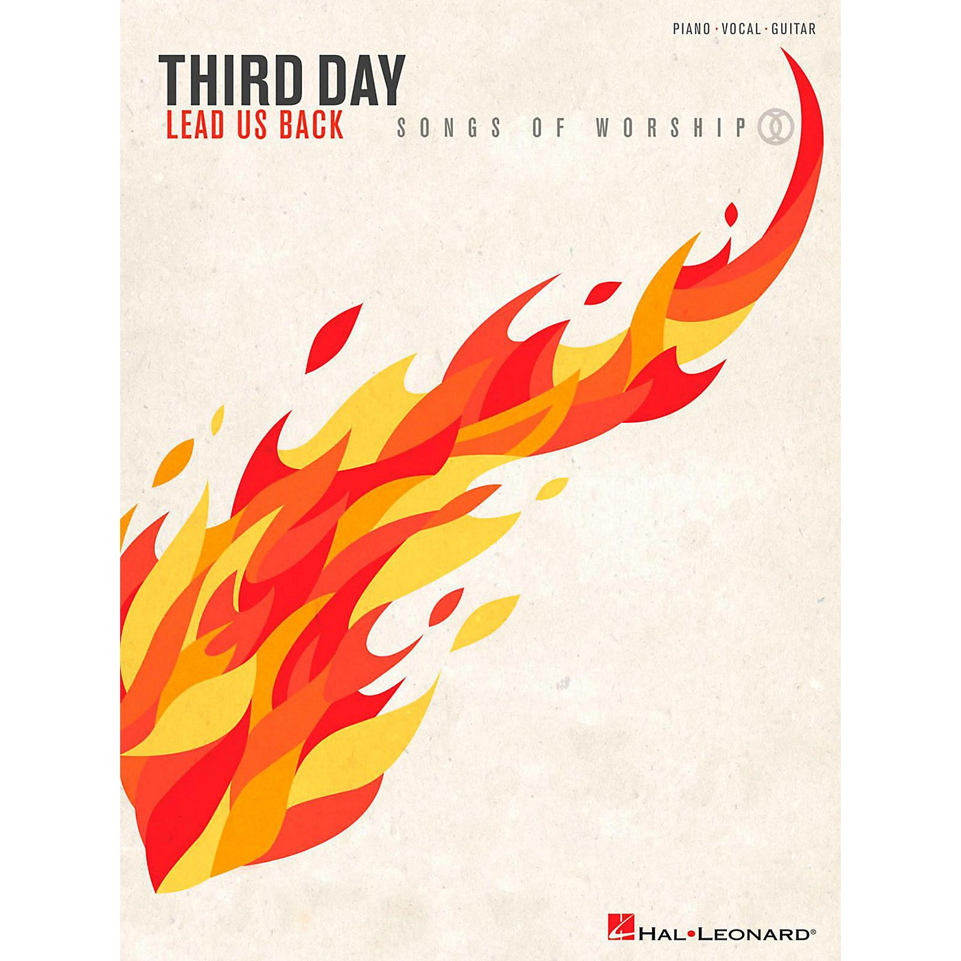Hal Leonard Third Day - Lead Us Back: Songs Of Worship thumbnail