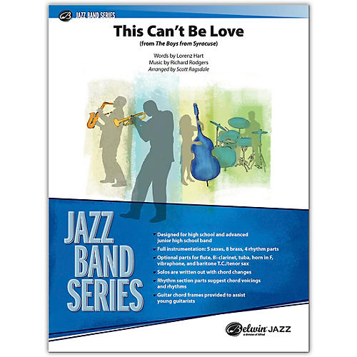 BELWIN This Can't Be Love Conductor Score 3.5 (Medium) thumbnail