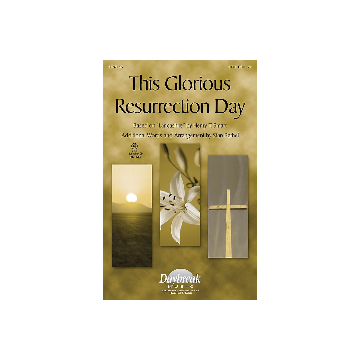 Daybreak Music This Glorious Resurrection Day SATB arranged by Stan Pethel thumbnail