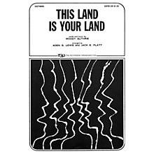 TRO ESSEX Music Group This Land Is Your Land SATB Arranged by Jack E. Platt
