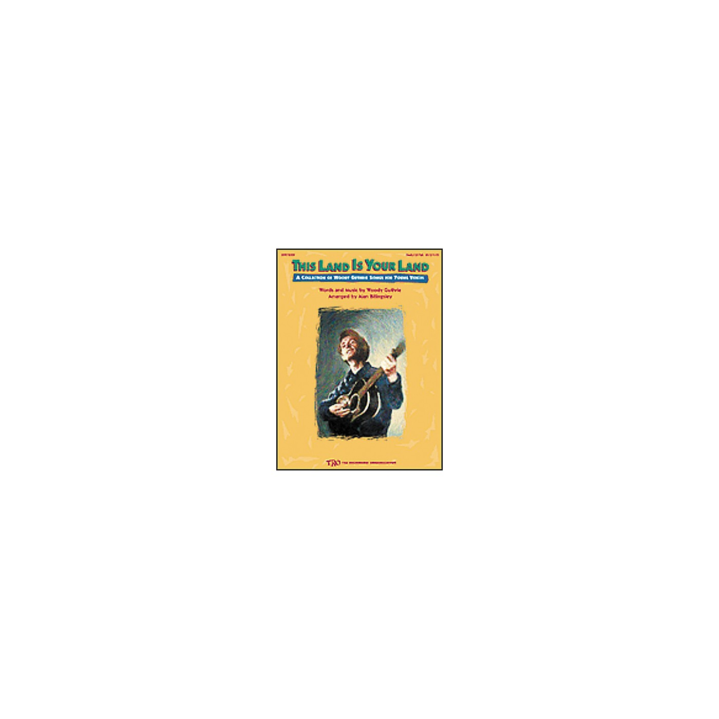 Hal Leonard This Land is Your Land-A Collection of Woodie Guthrie Songs singer's 5-Pack thumbnail