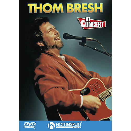 Homespun Thom Bresh in Concert Live/DVD Series DVD Performed by Thom Bresh thumbnail