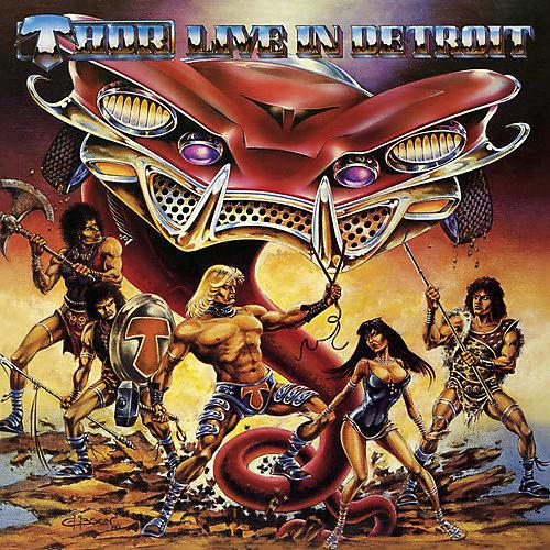 Alliance Thor - Live In Detroit 1985 thumbnail