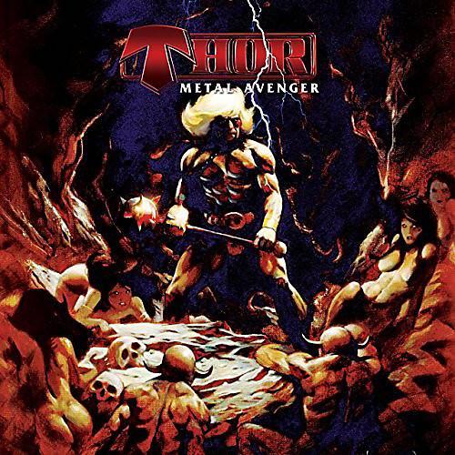 Alliance Thor - Metal Avenger thumbnail