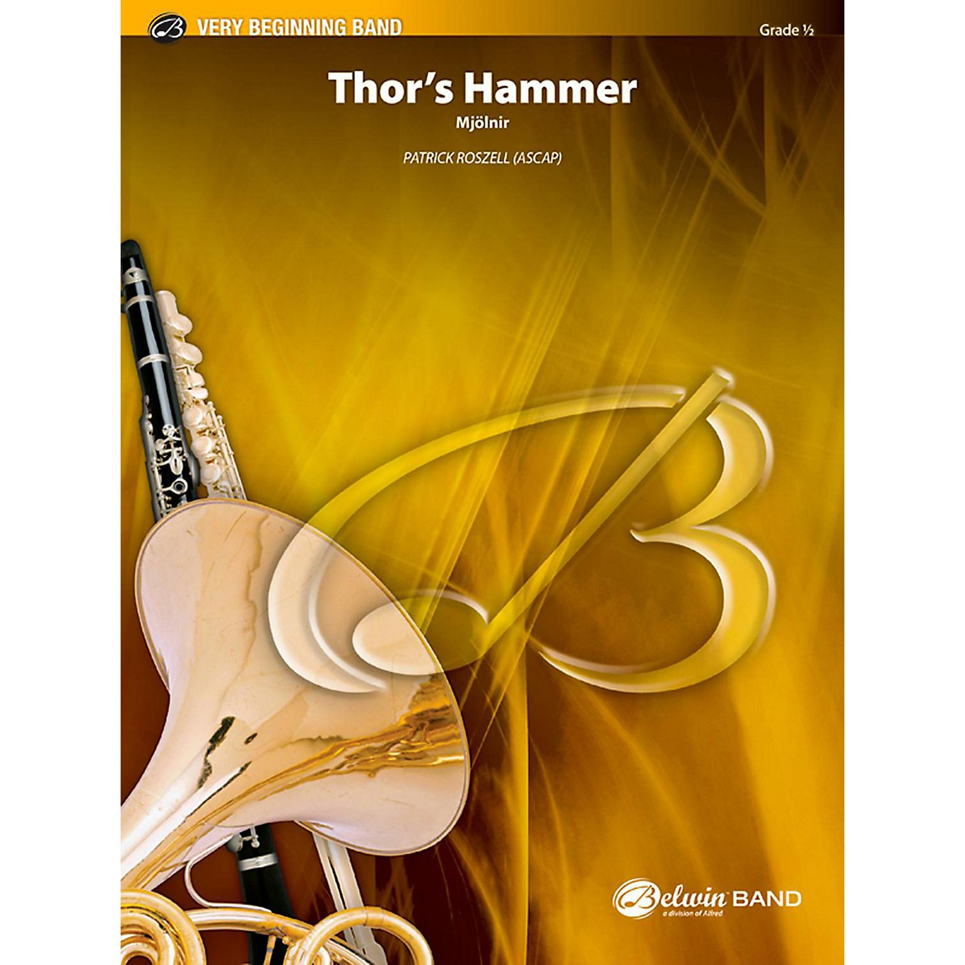BELWIN Thor's Hammer Concert Band Grade 0.5 (Very Easy) thumbnail