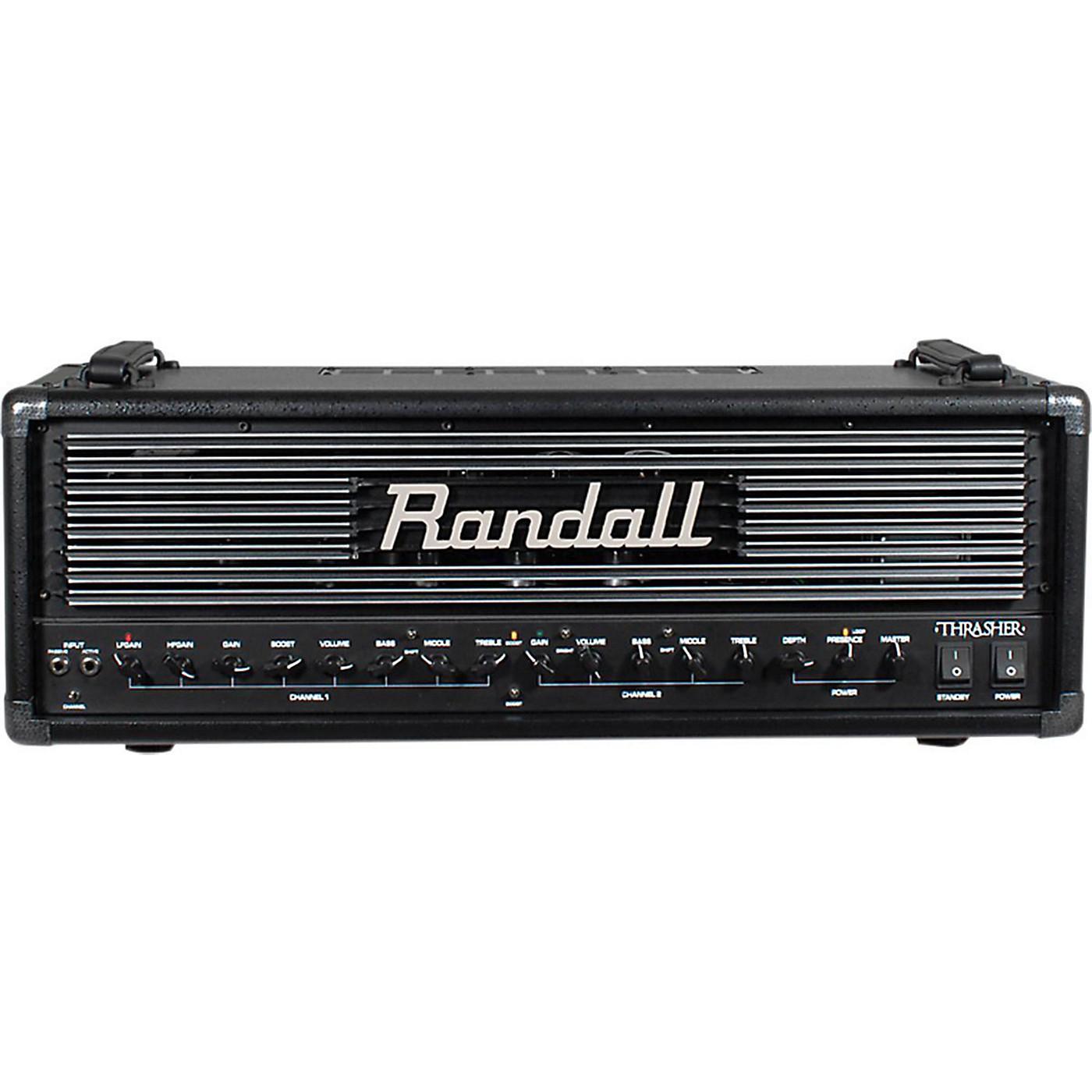 Randall Thrasher 120W 4-Mode All-Tube Amplifier Head thumbnail