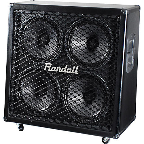 Randall Thrasher 412a Oversized 400W 4x12 Angled Cabinet thumbnail