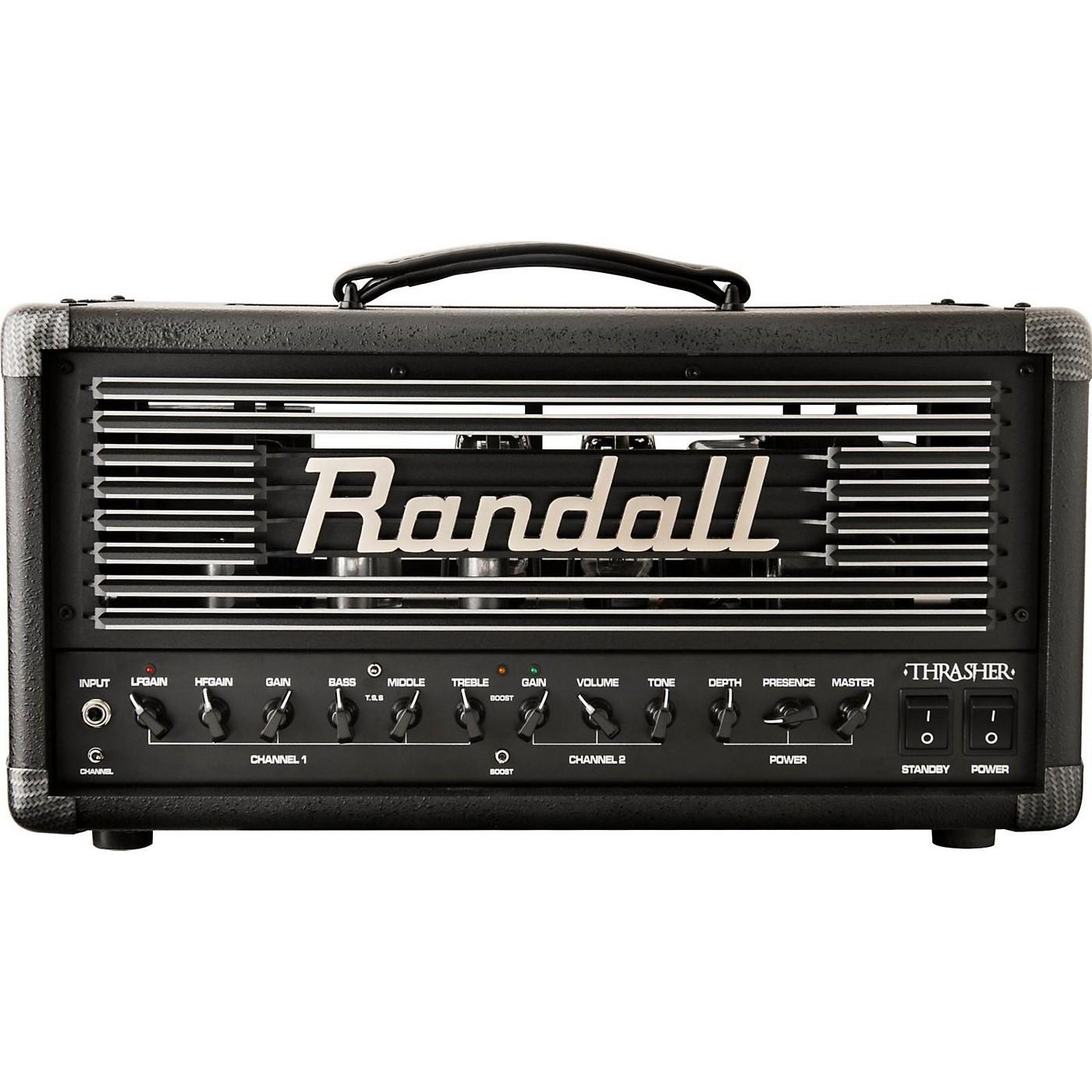 Randall Thrasher 50W Tube Guitar Amp Head thumbnail