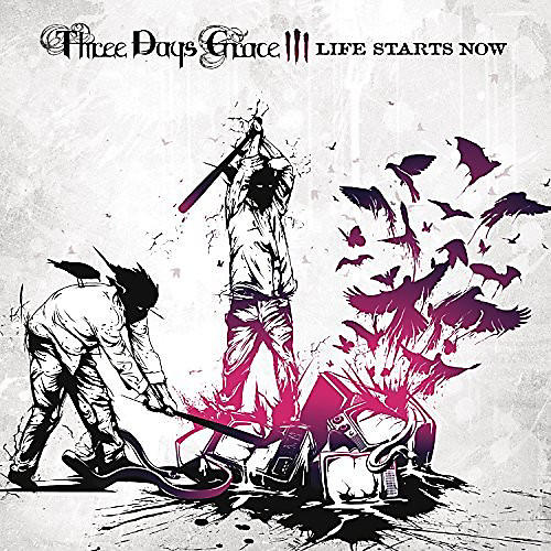 Alliance Three Days Grace - Life Starts Now thumbnail
