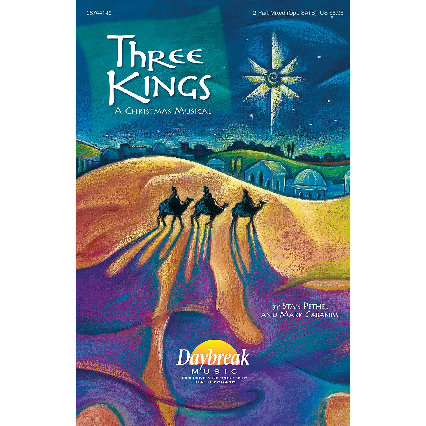 Daybreak Music Three Kings 2 Part Mixed composed by Mark Cabaniss thumbnail