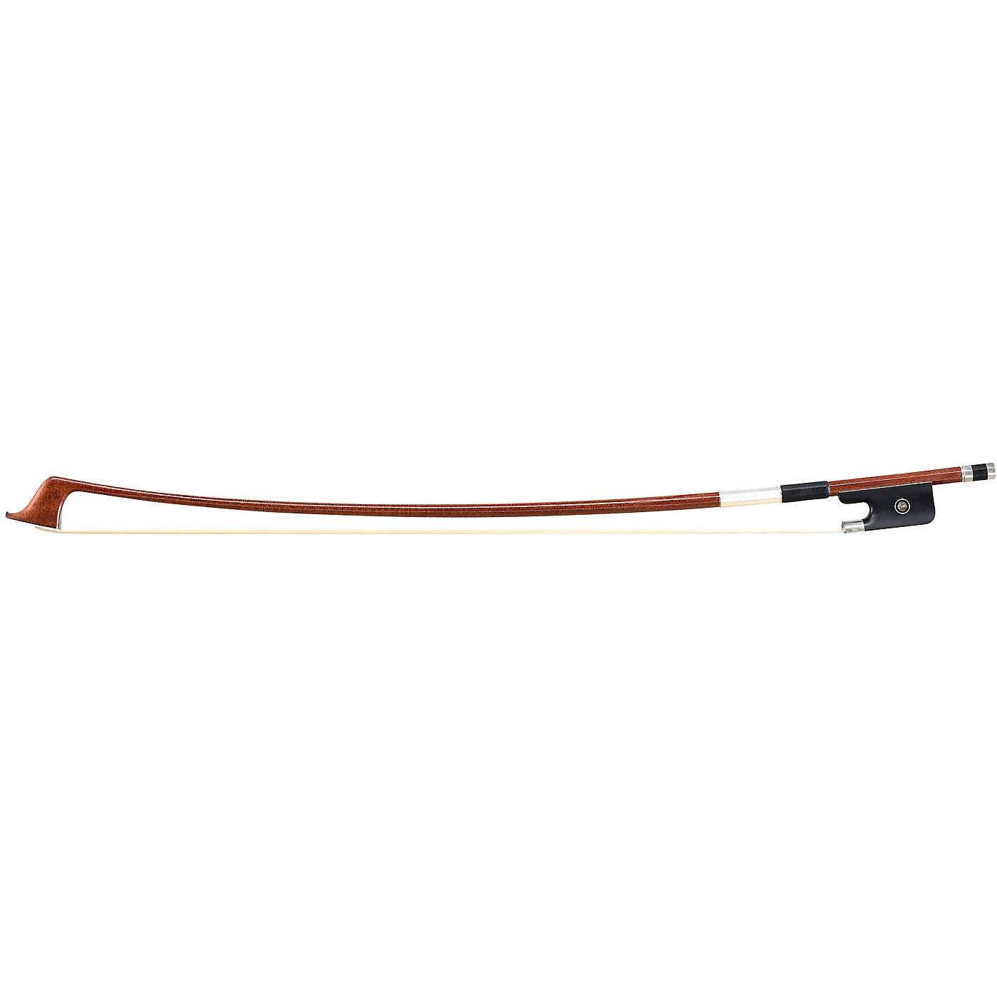 Artino Three Star Wood Veneer Carbon Fiber French Bass Bow thumbnail
