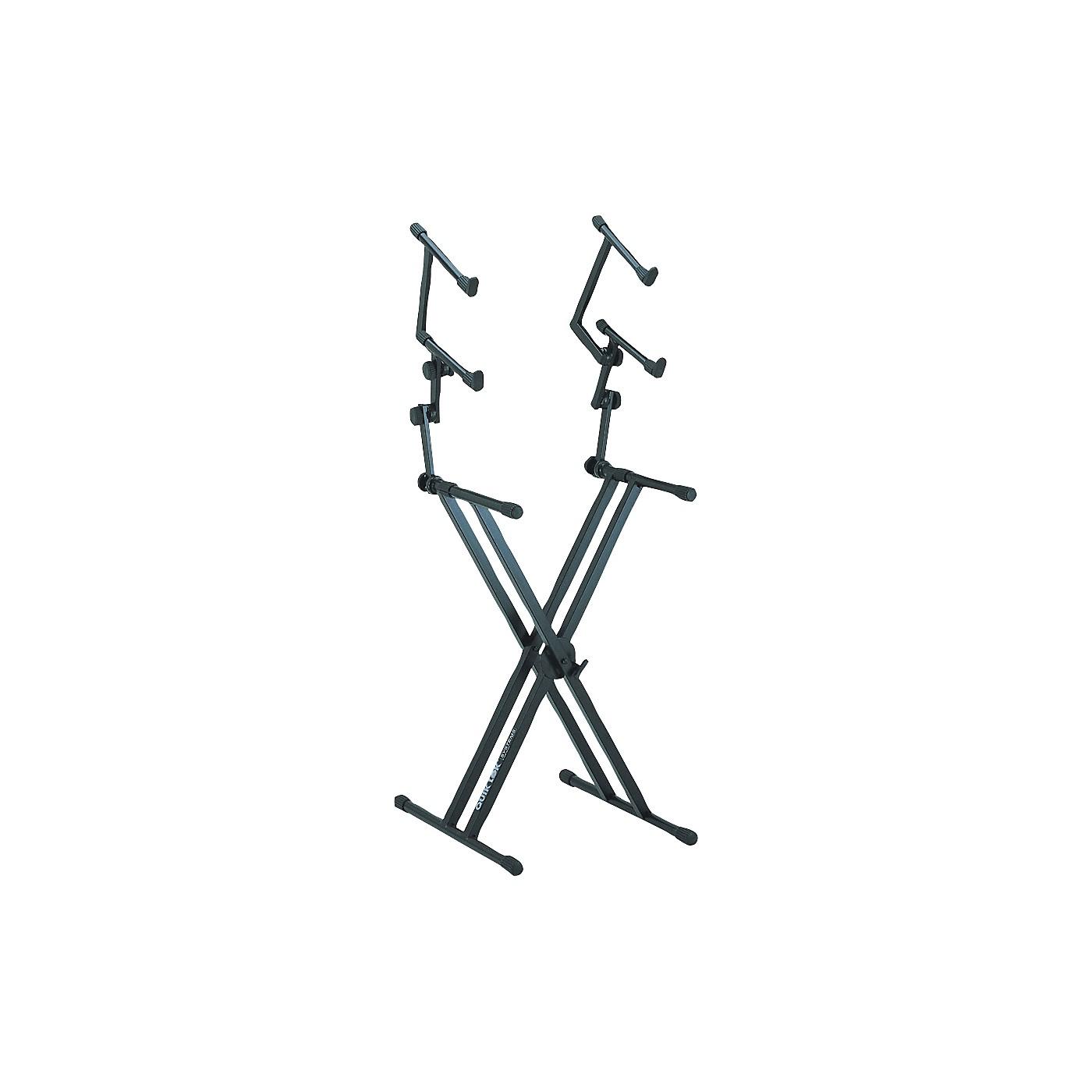 Quik-Lok Three Tier Heavy Duty X Keyboard Stand thumbnail