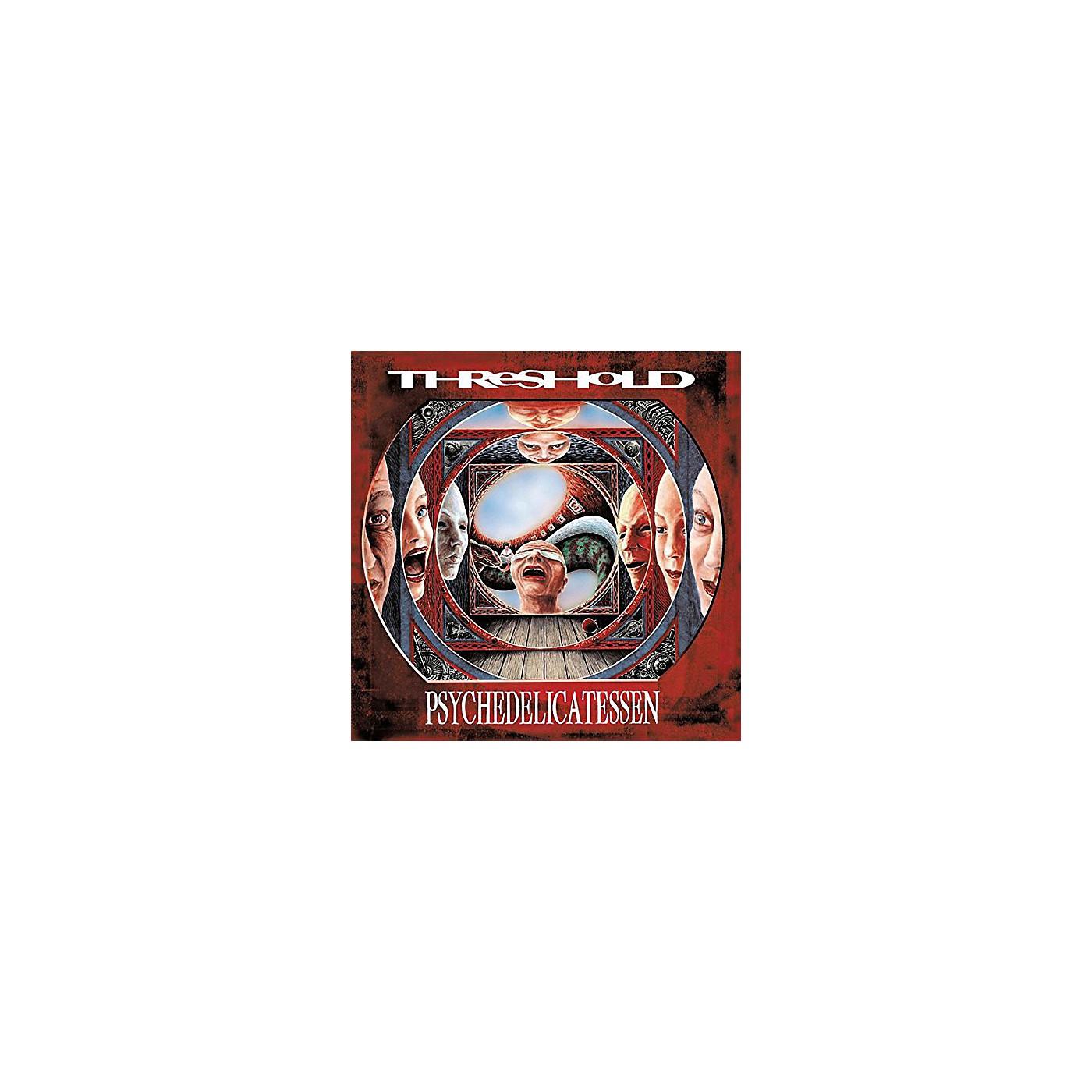 Alliance Threshold - Psychedelicatessen (Green Vinyl) thumbnail