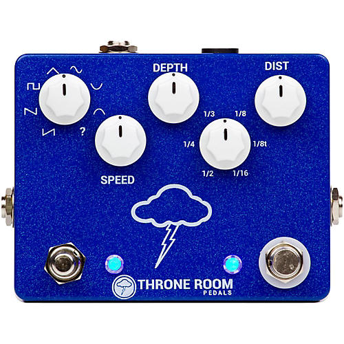 Throne Room Pedals Throne Room Tremolo Guitar Effects Pedal thumbnail