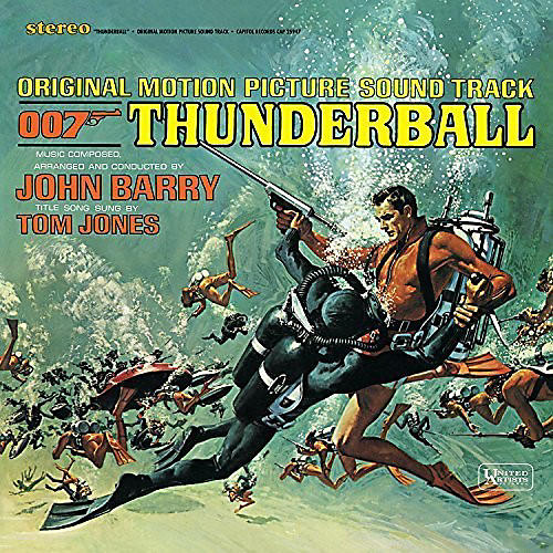 Alliance Thunderball (Original Soundtrack) thumbnail