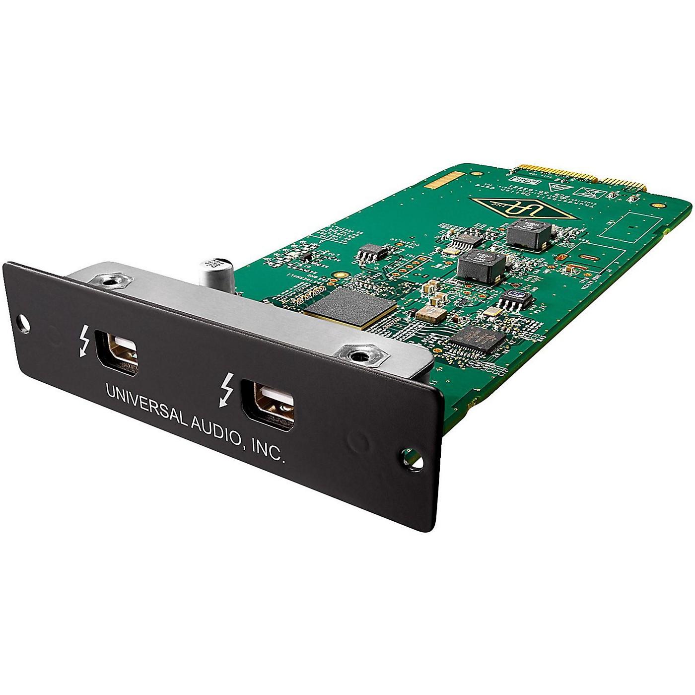 Universal Audio Thunderbolt 2 Option Card (Mac Only) thumbnail