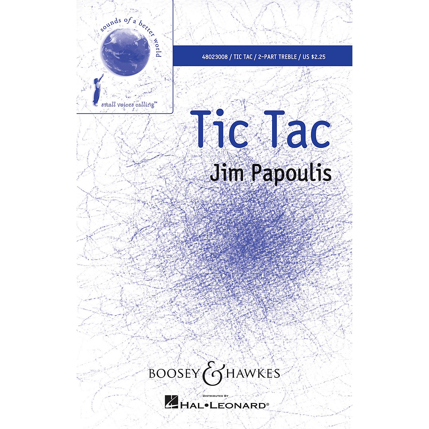 Boosey and Hawkes Tic Tac UNIS/2PT composed by Jim Papoulis thumbnail