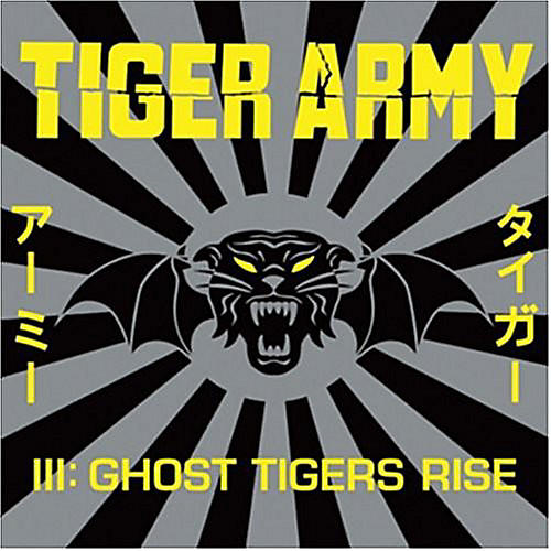 Alliance Tiger Army - Tiger Army III: Ghost Tigers Rise thumbnail