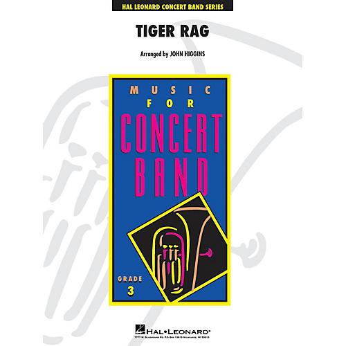 Hal Leonard Tiger Rag - Young Concert Band Level 3 arranged by John Higgins thumbnail