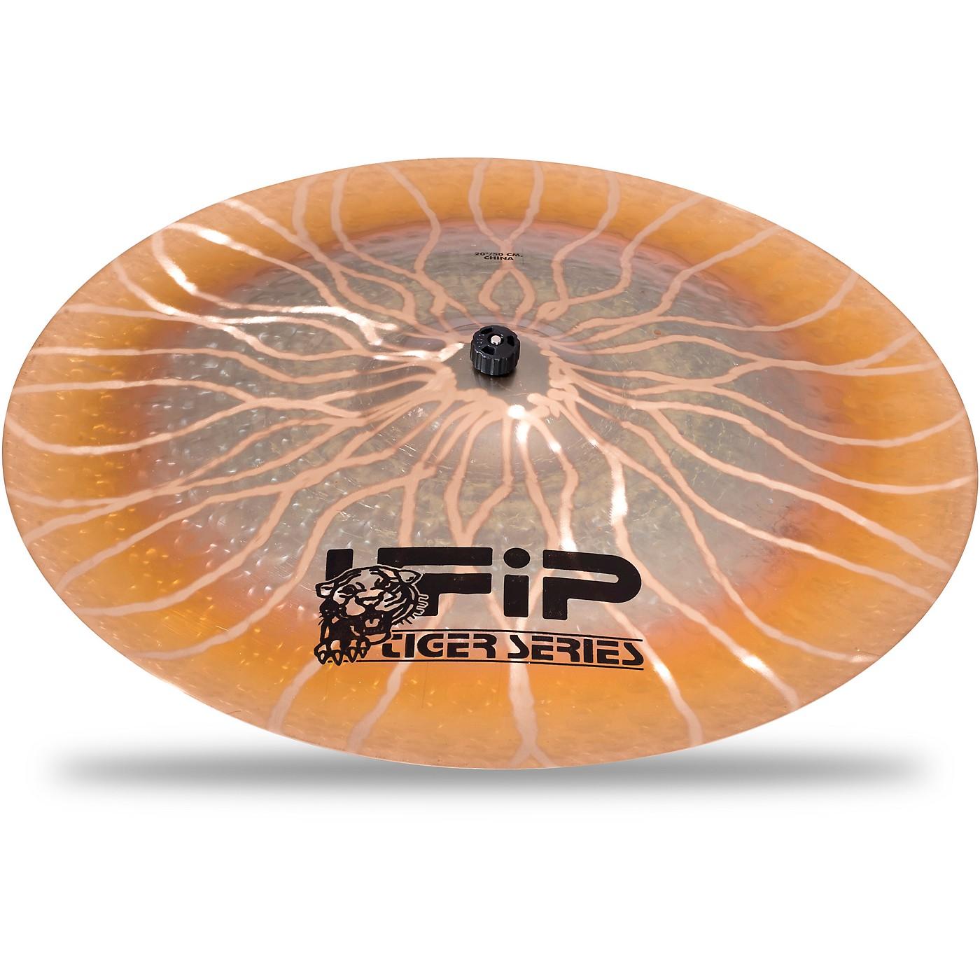 UFIP Tiger Series China Cymbal thumbnail