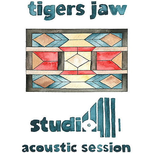 Alliance Tigers Jaw - Studio 4 Acoustic Session thumbnail