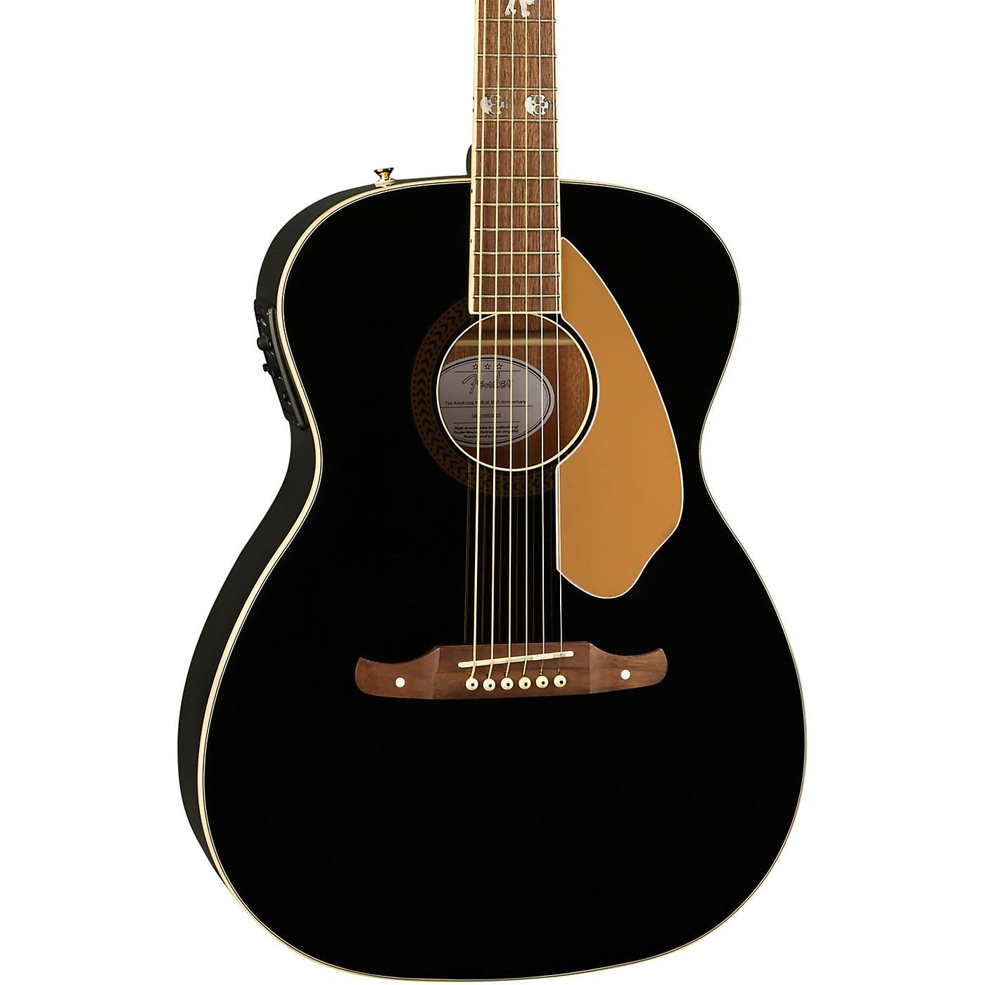Fender Tim Armstrong 10th Anniversary Hellcat Acoustic Guitar thumbnail