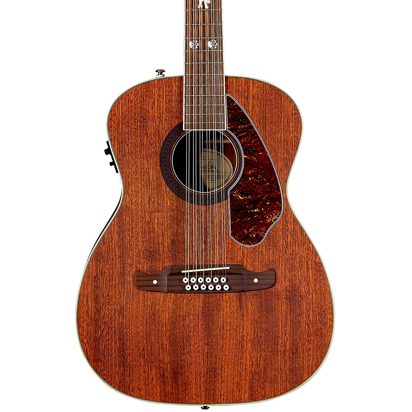 Fender Tim Armstrong Hellcat-12 12-String V2 Acoustic-Electric Guitar thumbnail