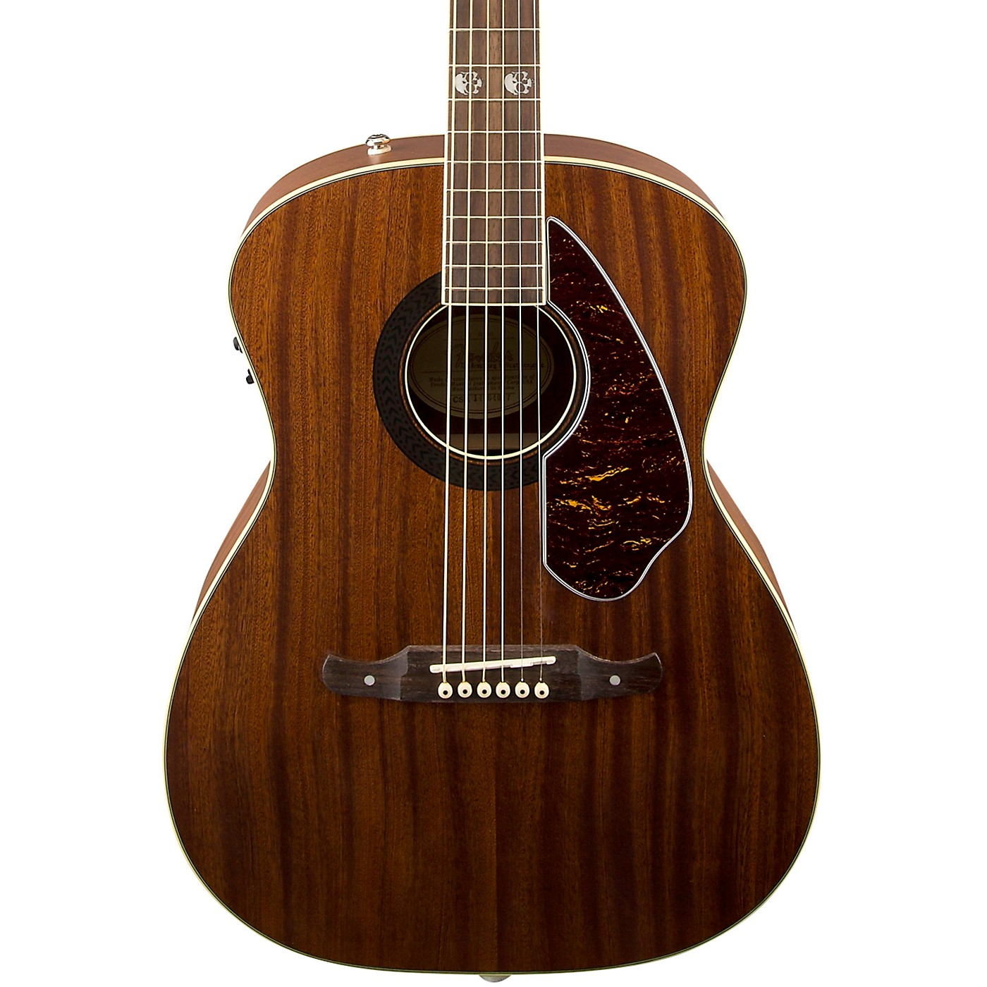 Fender Tim Armstrong Hellcat Acoustic-Electric Guitar thumbnail