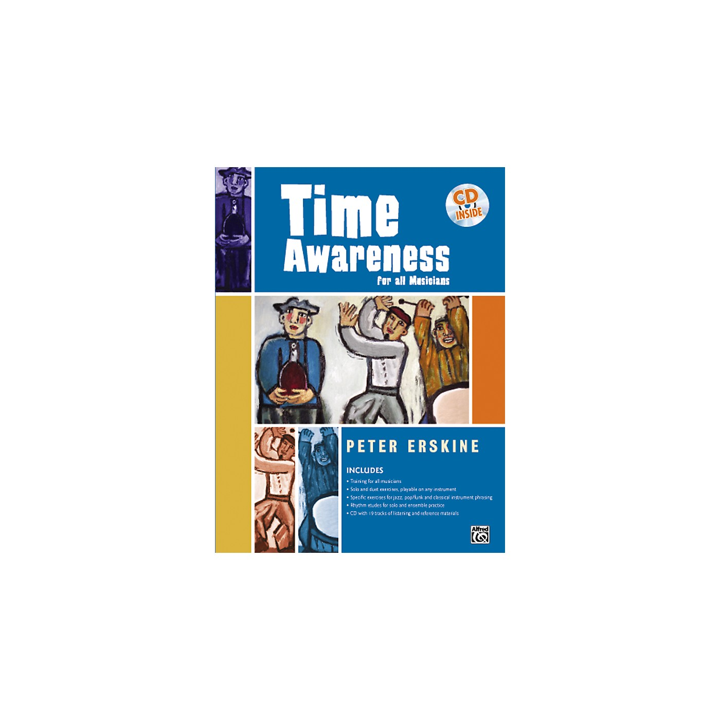 Alfred Time Awareness for All Musicians Book and CD thumbnail