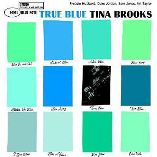 Alliance Tina Brooks - True Blue thumbnail