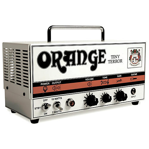 Orange Amplifiers Tiny Terror 15W Hand-Wired Guitar Head thumbnail