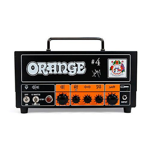 Orange Amplifiers Tiny Terror TT15JR Jim Root #4 Signature 15W Tube Guitar Amp Head thumbnail