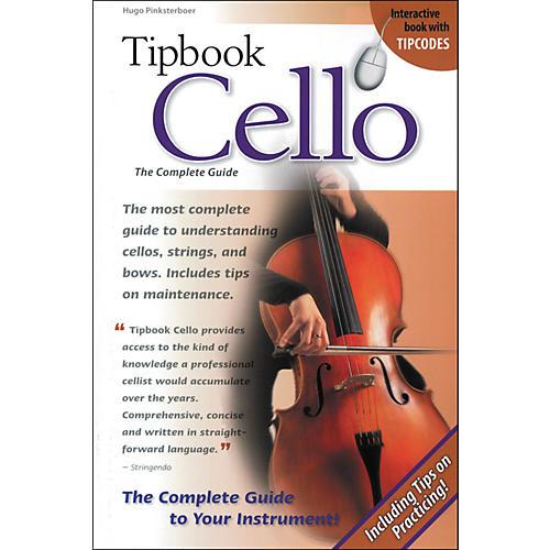 Hal Leonard Tipbook - Cello thumbnail