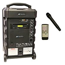 Amplivox Titan Wireless 100 Watt Portable PA System