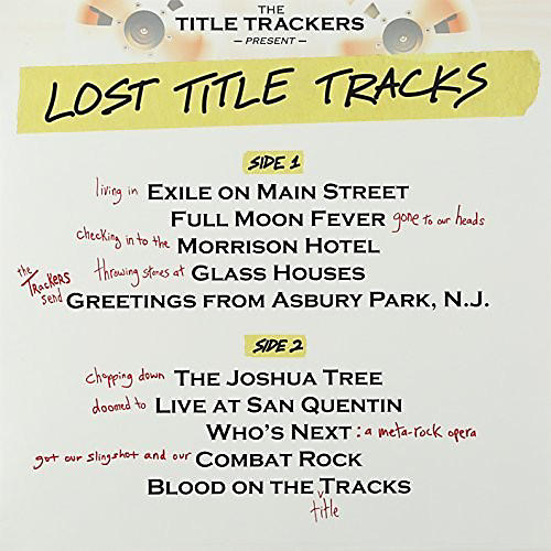 Alliance Title Trackers - Lost Title Tracks thumbnail